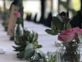 Tischdeko für Jubiläum
