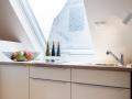 Weingut werk2 - Apartment smalltalk Küchenmodul