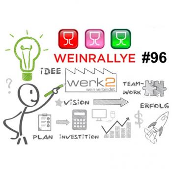 Weinrallye #96 - Weingut werk2