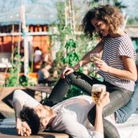 Wein auf Bier Festival Vol.2 @ Birgit & Bier - Biergarten in Berlin  | Berlin | Berlin | Deutschland