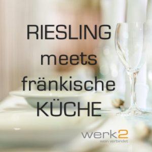 Rheingau meets Franken … und ergänzt sich aufs Trefflichste. @ Weingut werk2  | Geisenheim | Hessen | Deutschland