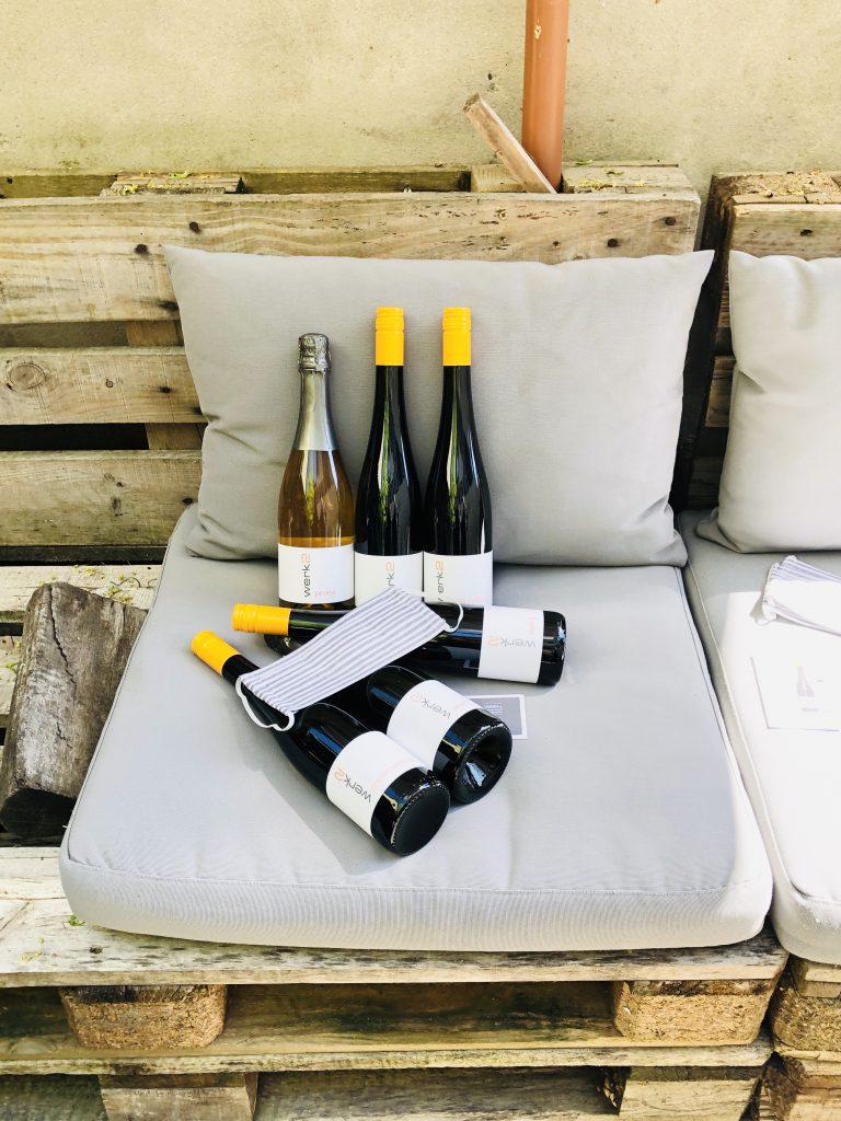 Weingut werk2 - Aktion Stöffche Paket
